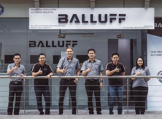 100 Jahre Balluff: Standort Malaysia
