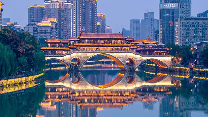 100 Jahre Balluff: Chengdu