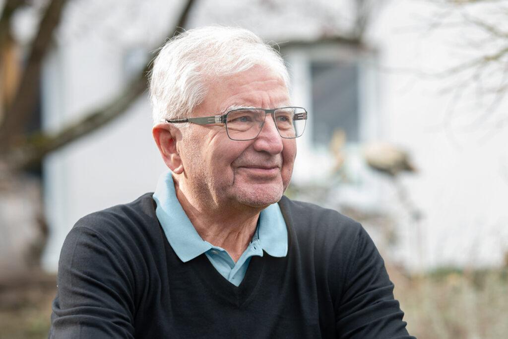 100 Jahre Balluff: Interview mit Rolf Hermle