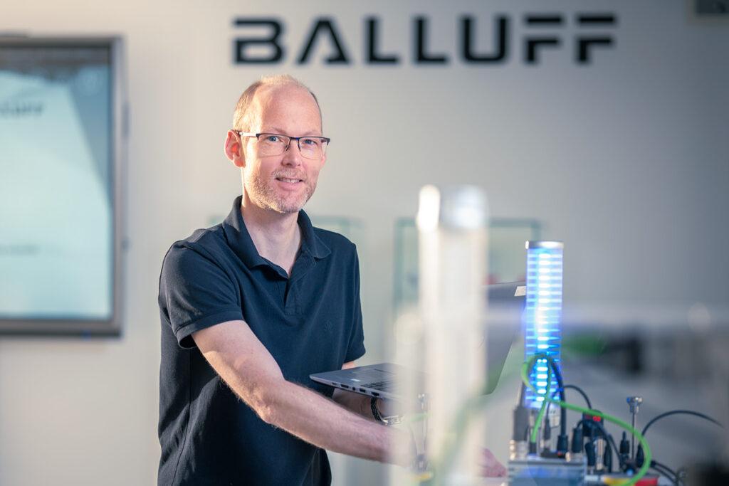 100 Years of Balluff: Interview with Mark Eberspächer