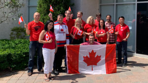 100 Years Balluff: Subsidiary Canada