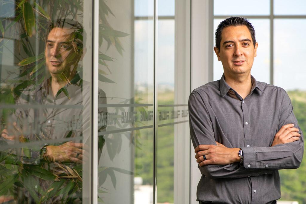 100 Jahre Balluff: Interview Jorge Castillo
